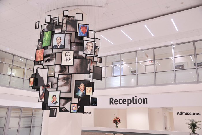New hospital a living tribute to South African heart pioneer, Christiaan Barnard