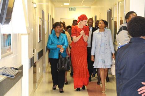 Title   Queen Mamohato Memorial Hospital