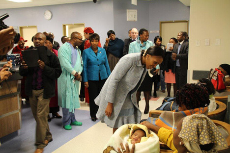 Title | Queen Mamohato Memorial Hospital