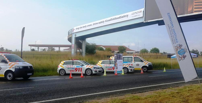 Title | Netcare 911 helps raise awareness on road safety