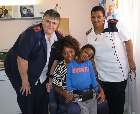 Title | Renowned SA children's heart surgeon receives