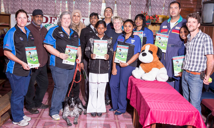 Title | Rabies education drive launched in KZN