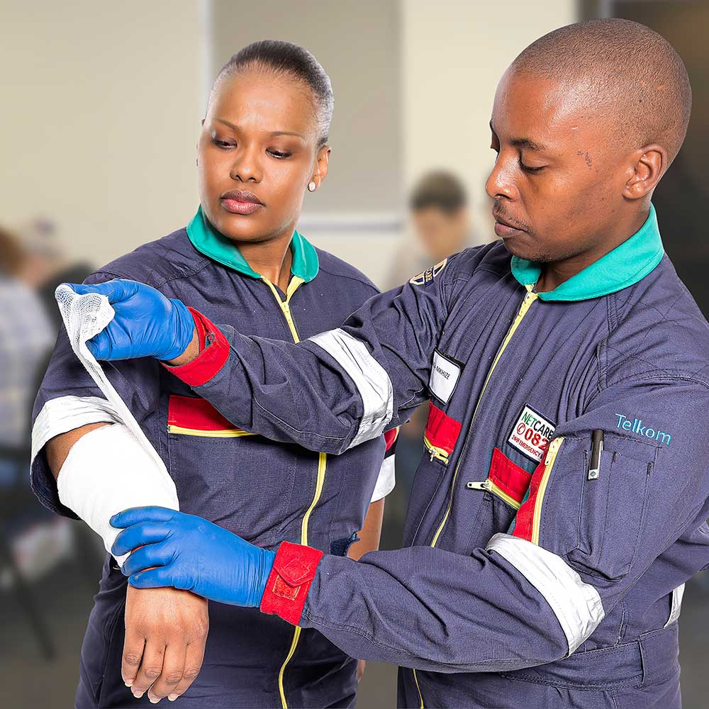 Image result for NETCARE IS OFFERING FREE PARAMEDIC TRAINEESHIP FOR 2020