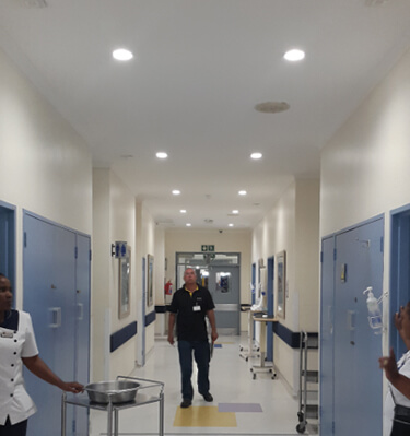 Title Netcare Hospitals Are Going Green