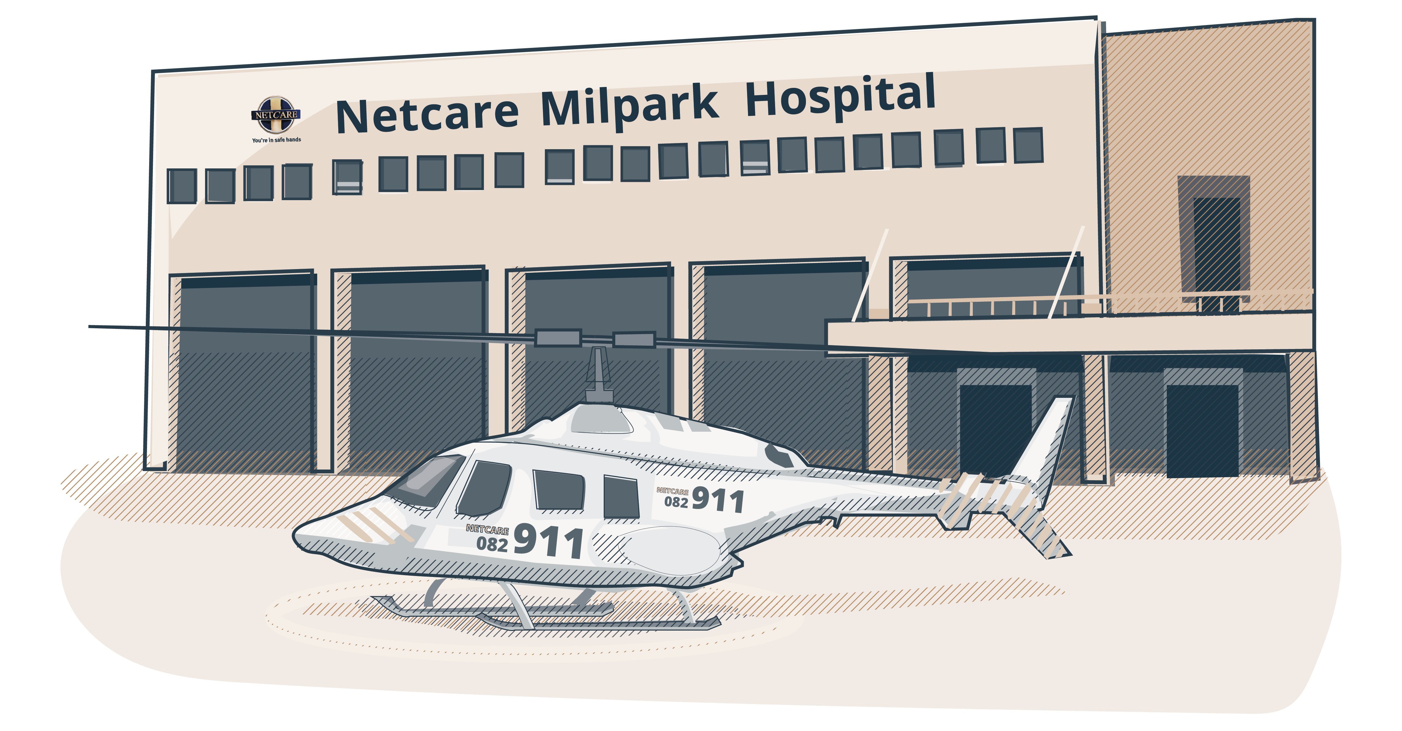 Find a Netcare hospital pic
